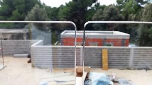 Zatupljenje ruba ograde
